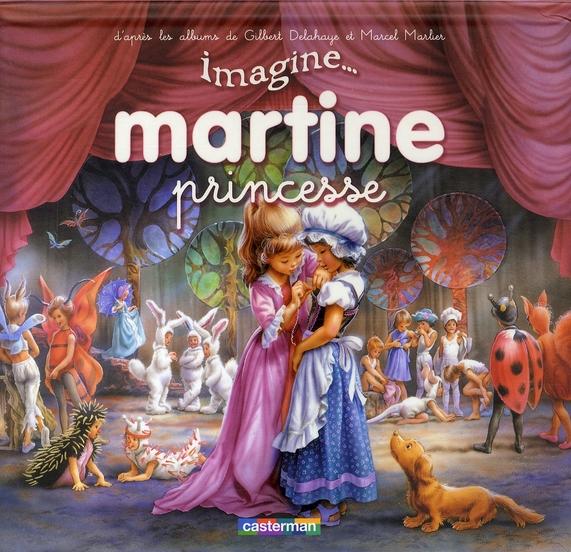 MINI POP UP MARTINE T2 - MARTINE PRINCESSE