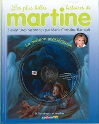 LIVRES CD - T09 - LA MAISON MYSTERIEUSE