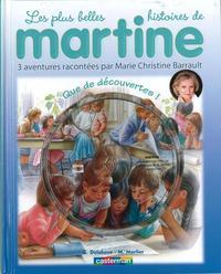 QUE DE DECOUVERTES ! - LIVRES CD - T10