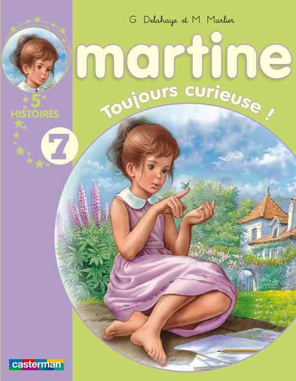 RECUEILS - T07 - TOUJOURS CURIEUSE !