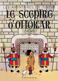 TINTIN - T08 - LE SCEPTRE D'OTTOKAR