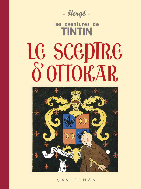TINTIN, LES FAC-SIMILES COULEURS - T08 - LE SCEPTRE D'OTTOKAR