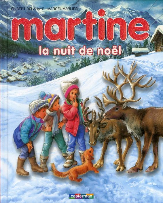 MARTINE LA NUIT DE NOEL (ANC EDITION)