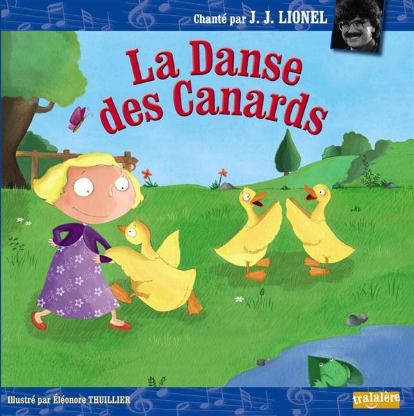 C EST LA DANSE DES CANARD + CD