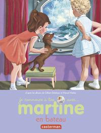 MARTINE EN BATEAU - JE COMMENCE A LIRE AVEC MARTINE - T20