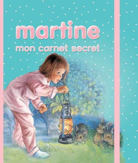 MARTINE - MON PREMIER CARNET SECRET