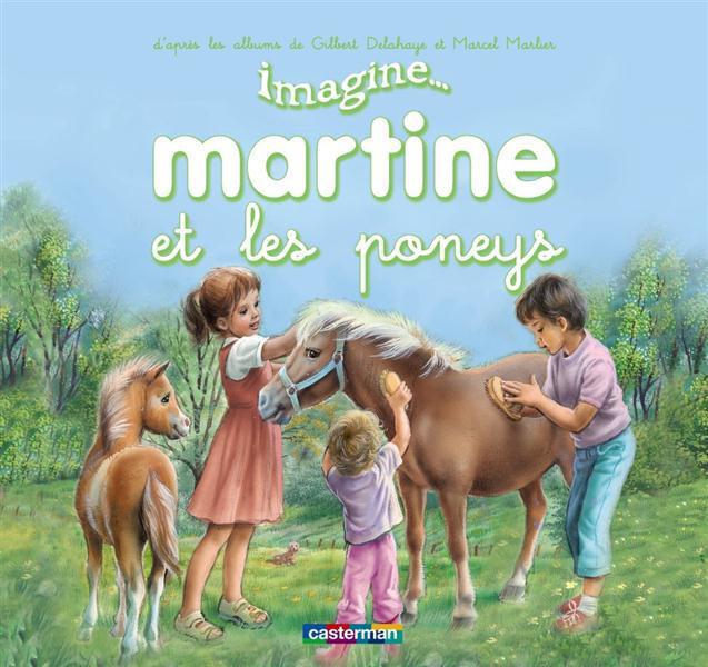 IMAGINE MARTINE T8 ET LES PONEYS
