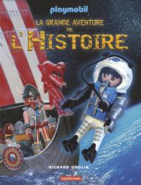 LA GRANDE AVENTURE DE L'HISTOIRE - AVEC PLAYMOBIL