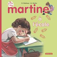 MARTINE A L'ECOLE T12 (TOUT CARTON)