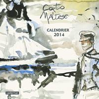 CALENDRIER CORTO MALTESE 2014