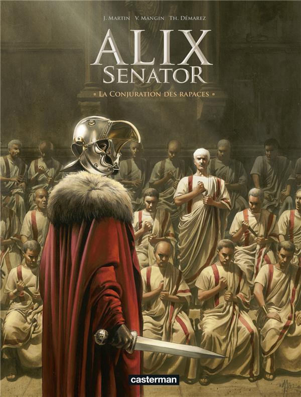 Alix senator - t03 - la conjuration des rapaces