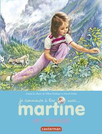 MARTINE EN VACANCES - JE COMMENCE A LIRE AVEC MARTINE - T45