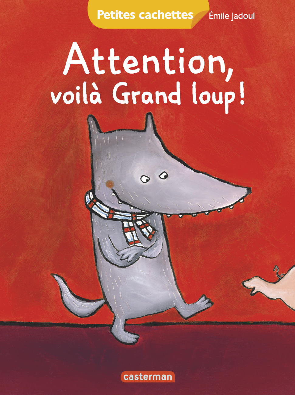 ATTENTION, VOILA GRAND LOUP !