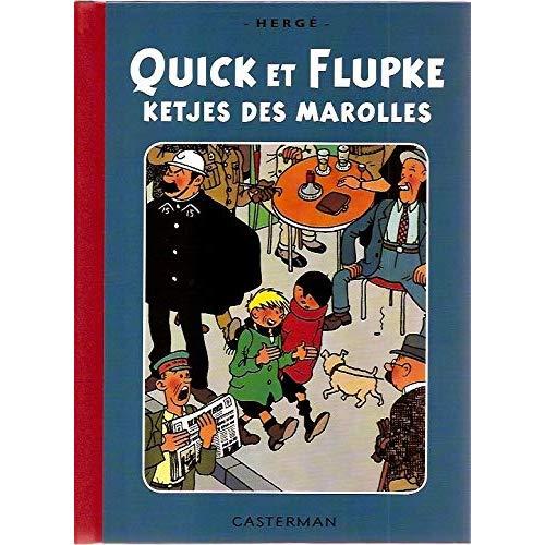 QUICK & FLUPKE MAROLLIEN (LE SOIR)