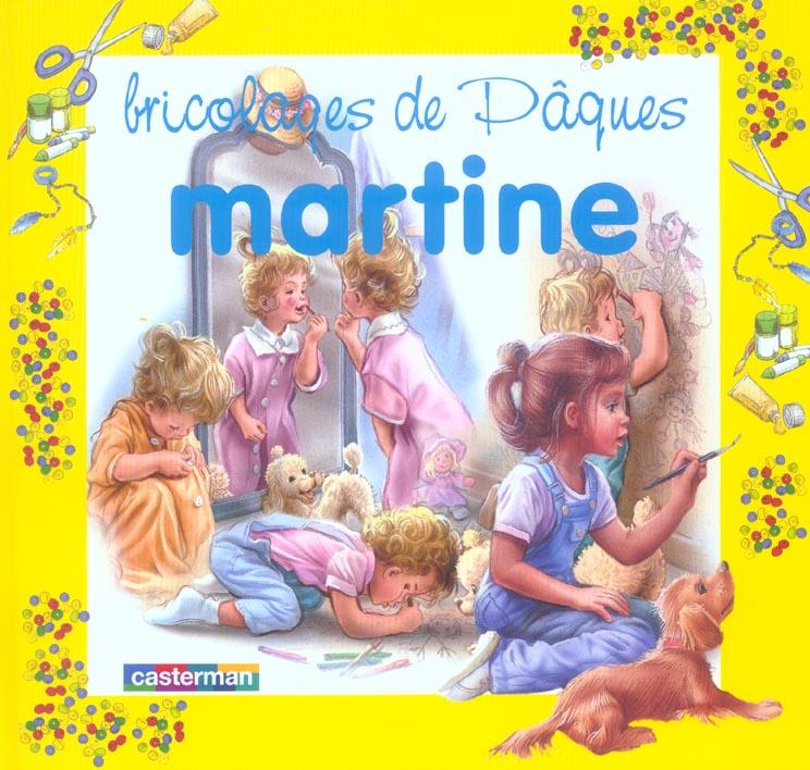 BRICOLAGES DE PAQUES MARTINE