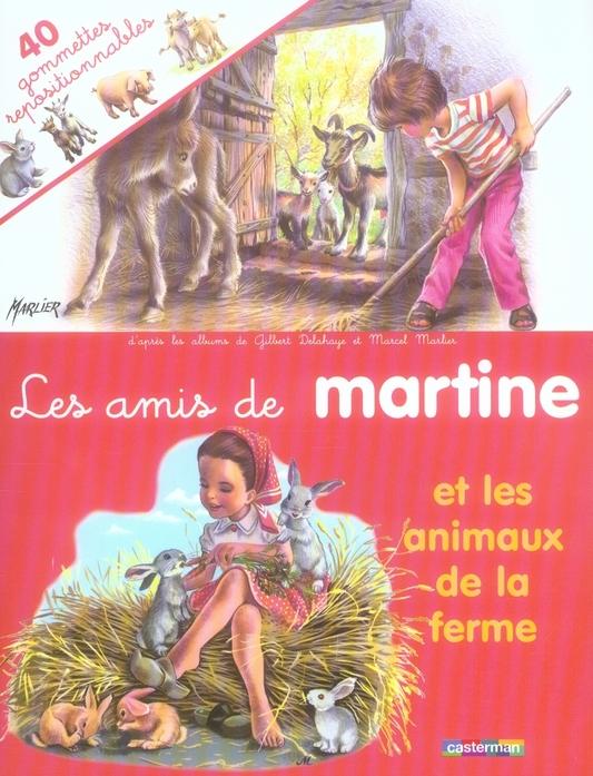 GOMETTES MARTINE T.23 ANIMAUX FERME