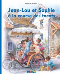 JEAN-LOU ET SOPHIE A LA COURSE DES TACOTS
