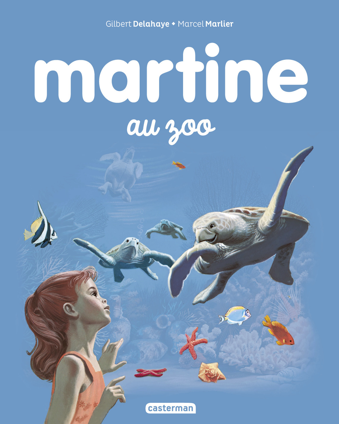 MES PREMIERS MARTINE - T47 - MARTINE AU ZOO