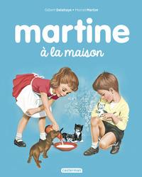JE COMMENCE A LIRE AVEC MARTINE - T25 - MARTINE A LA MAISON