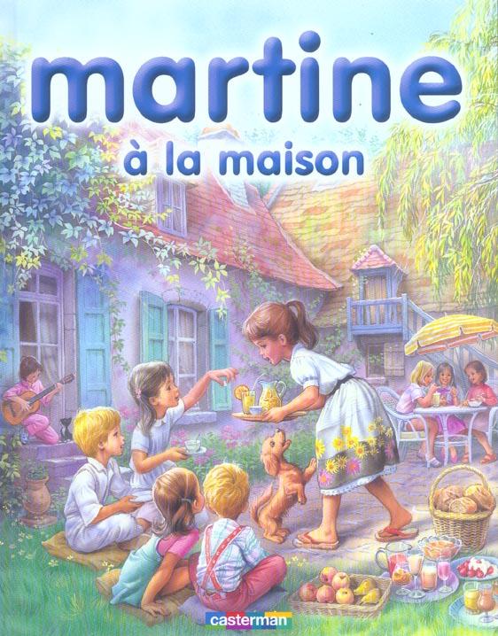 MARTINE A LA MAISON T6