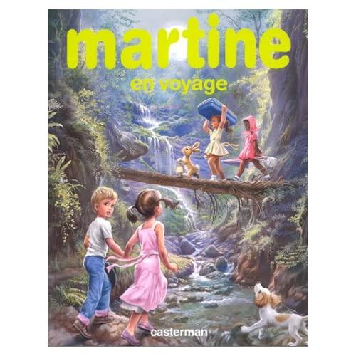 MARTINE EN VOYAGE (ANC EDITION)