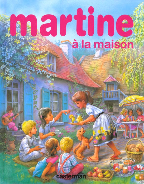 MARTINE A LA MAISON (ANC EDITION)