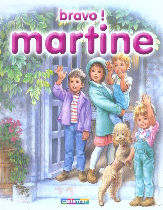 BRAVO ! MARTINE T9