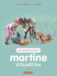 MARTINE ET LE PETIT ANE