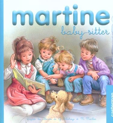MARTINE BABY-SITTER T.8(PT FORMAT) - MES PREMIERS MARTINE