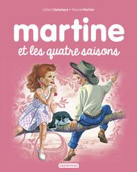 ALBUMS - T11 - MARTINE ET LES QUATRE SAISONS