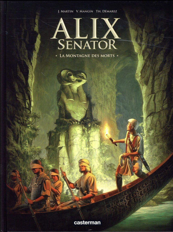 Alix senator - t06 - la montagne des morts