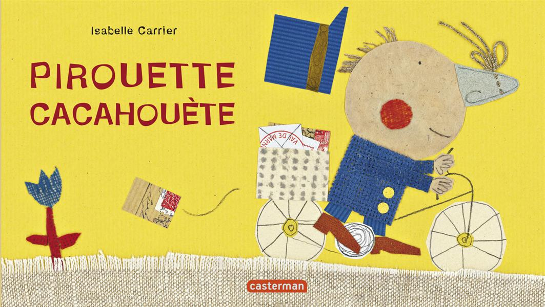 Pirouette, cacahouete