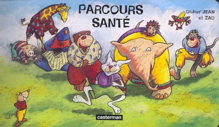 QUEUE LEU LEU T.1 PARCOURS SANTE (NOUVELLE EDITION)