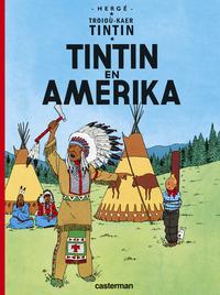 TINTIN - T03 - TINTIN EN AMERIKA - EN BRETON