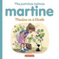 MARTINE VA A L'ECOLE