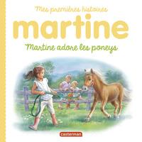 MARTINE ADORE LES PONEYS