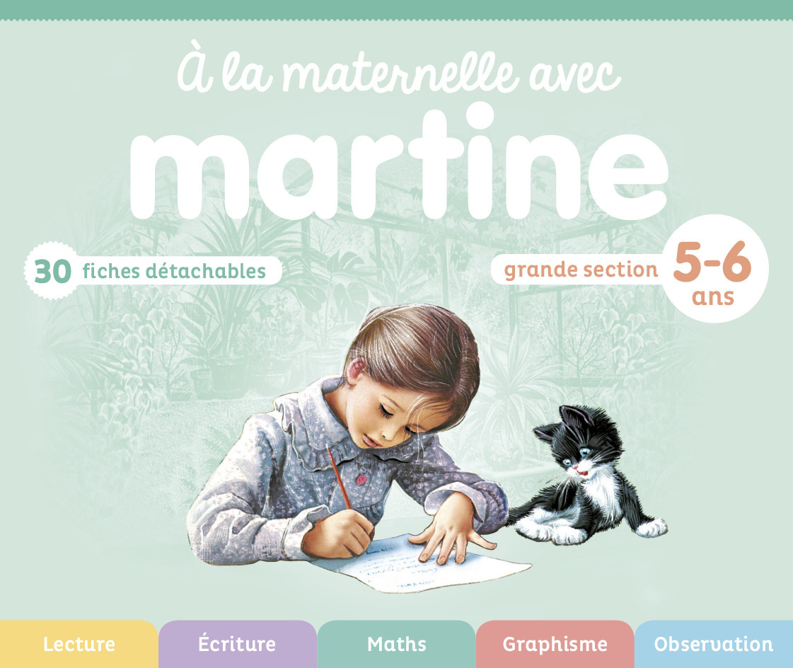 GRANDE SECTION - 5-6 ANS