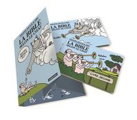 LES ALBUMS DU CHAT - T18 - LA BIBLE SELON LE CHAT