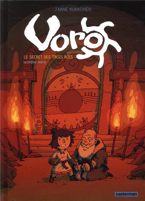 Voro, le secret des trois rois - t02 - cycle 1
