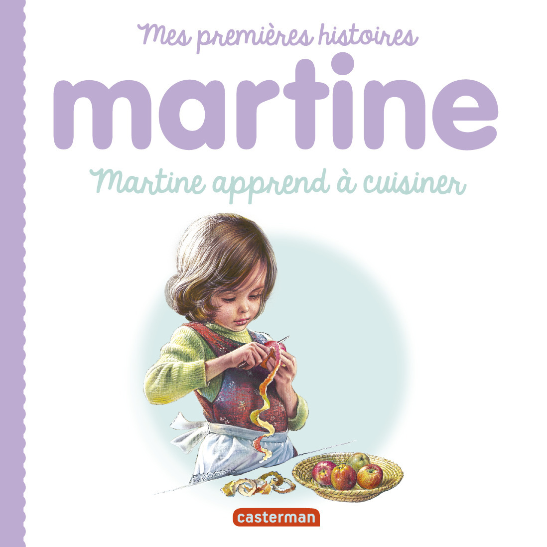 MARTINE - MARTINE APPREND A CUISINER