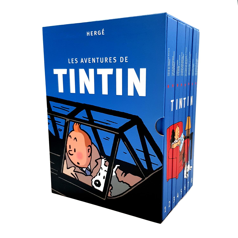 COFFRET INTEGRAL TINTIN (2019)