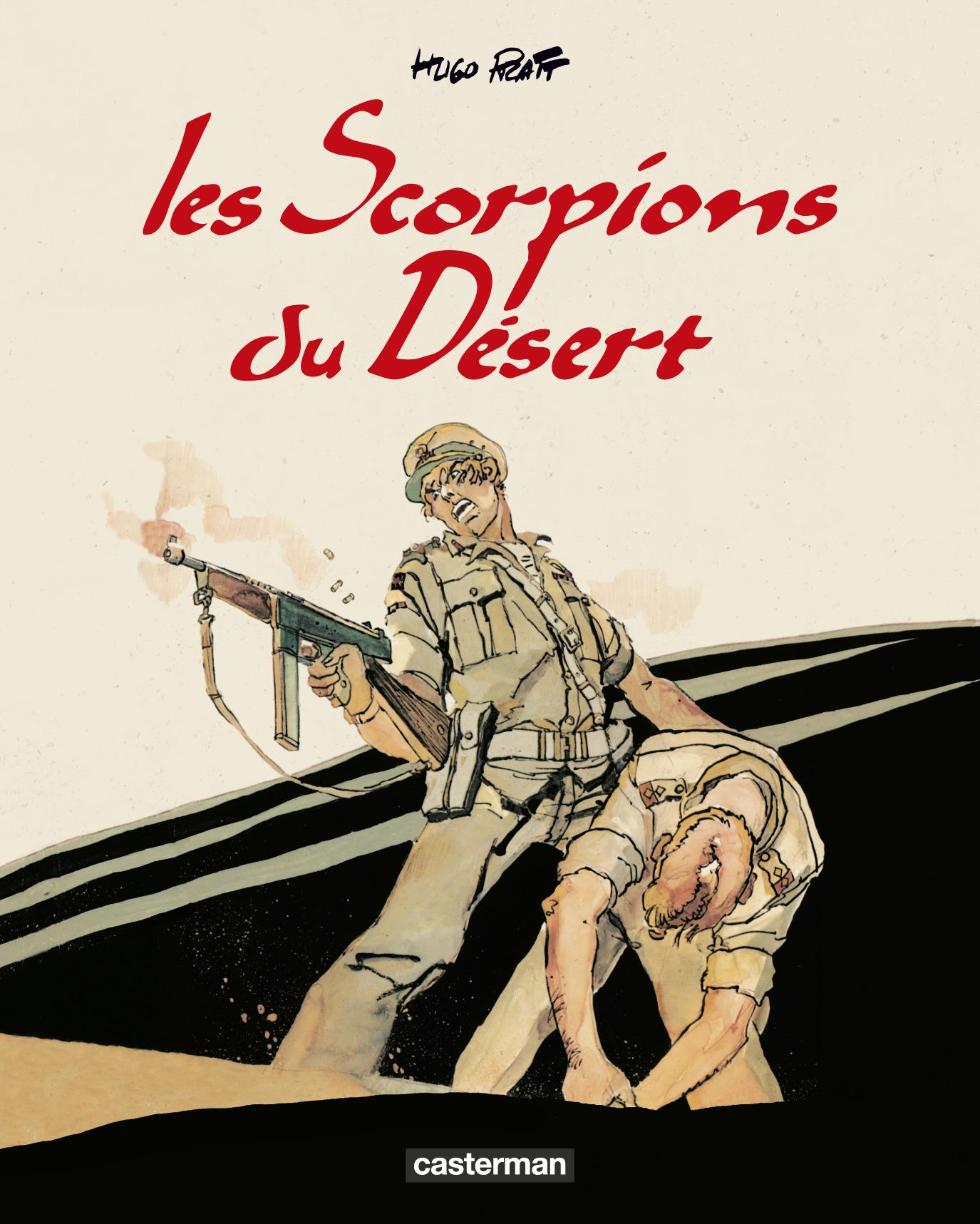 LES SCORPIONS DU DESERT (NE 2021)