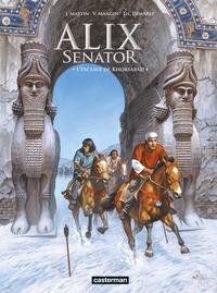 ALIX SENATOR - T11 - L'ESCLAVE DE KHORSABAD