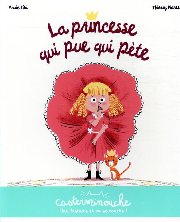 La princesse qui pue qui pete