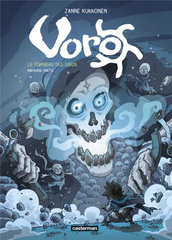 Voro, le tombeau des dieux - t01 - cycle 3
