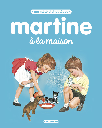 MARTINE MINI BIBLIOTHEQUE - MARTINE T20