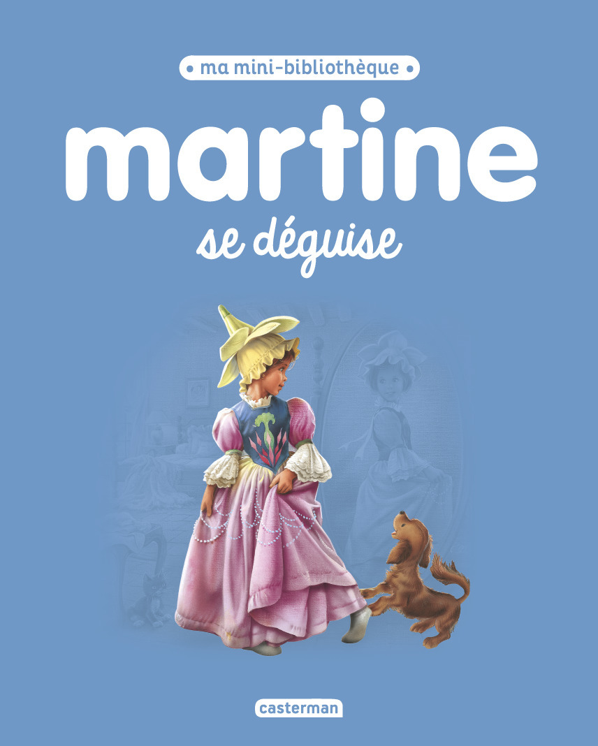 MARTINE MINI BIBLIOTHEQUE - MARTINE T18