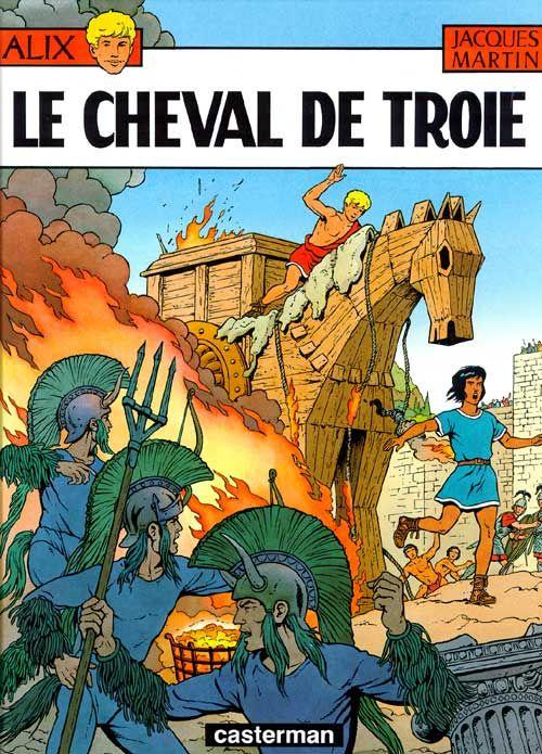 CHEVAL DE TROIE (50EME ANNIVERSAIRE) (LE)