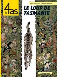 LES 4 AS - T40 - LE LOUP DE TASMANIE