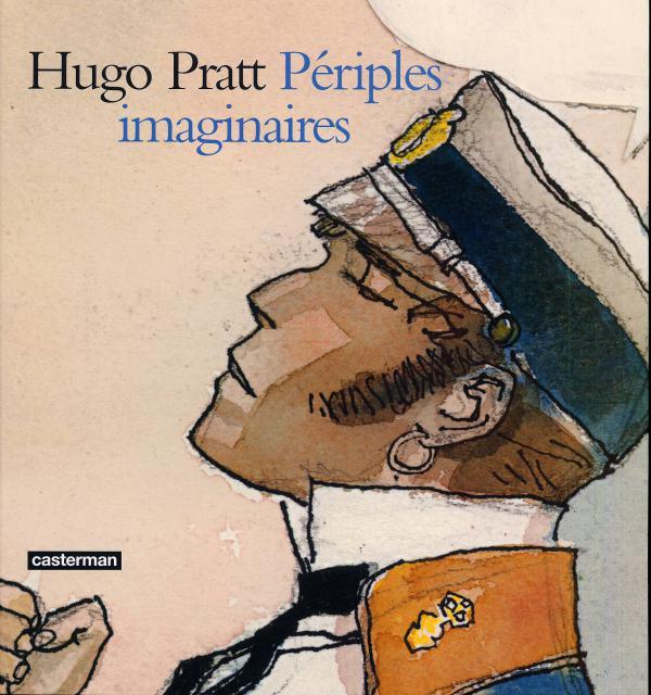 PERIPLES IMAGINAIRES (RELIE) AQUARELLES 1965-1995 - TRILINGUE FRANCAIS-ITALIEN-ANGLAIS
